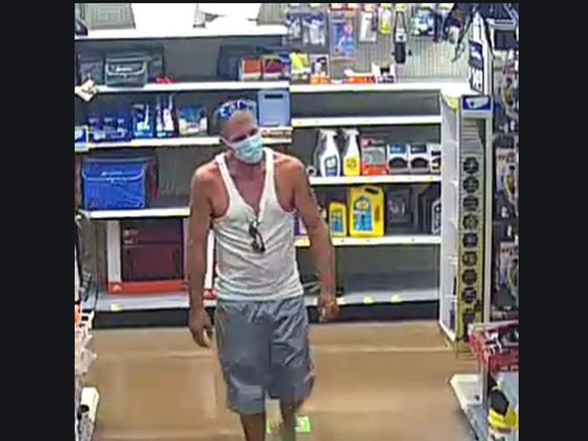 Owensboro police looking for person of interest in theft investigation