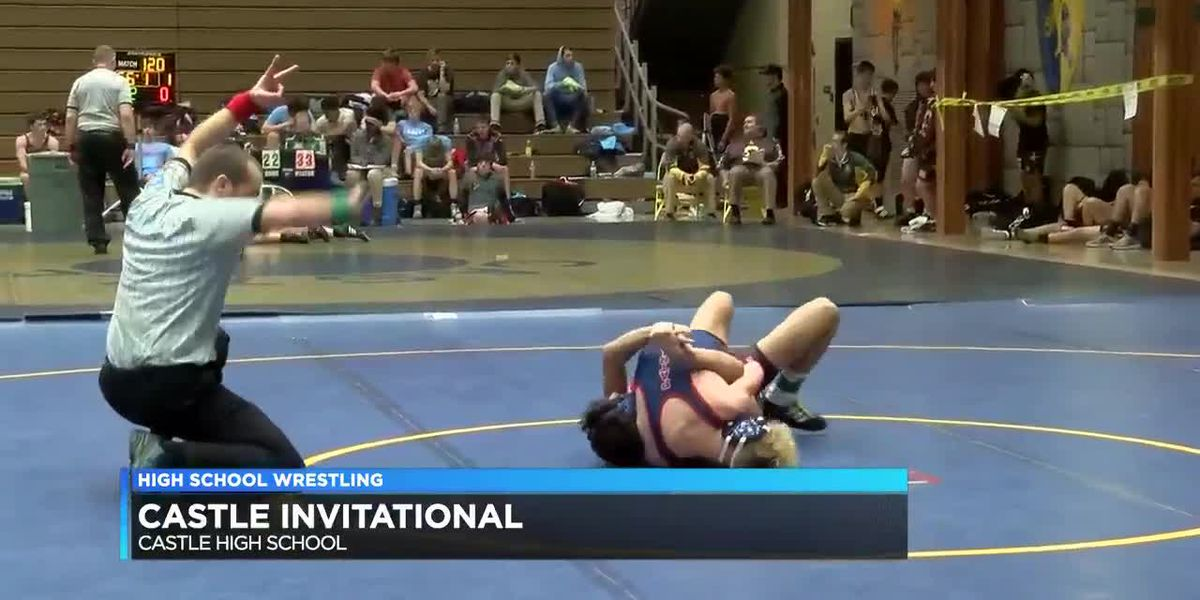 HIGHLIGHTS: Castle wrestling invitational
