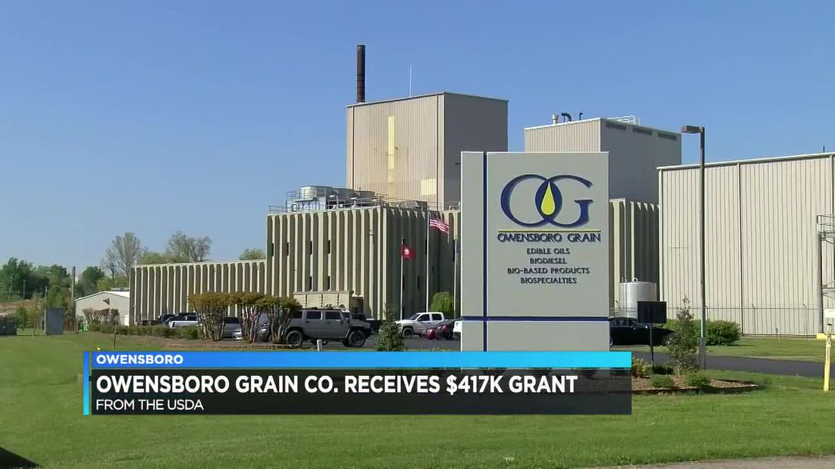 Owensboro company receives $417k grant from USDA