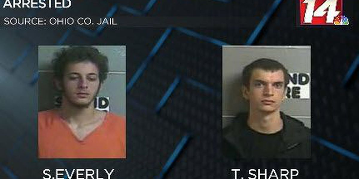 Three people facing drug charges in Ohio Co.