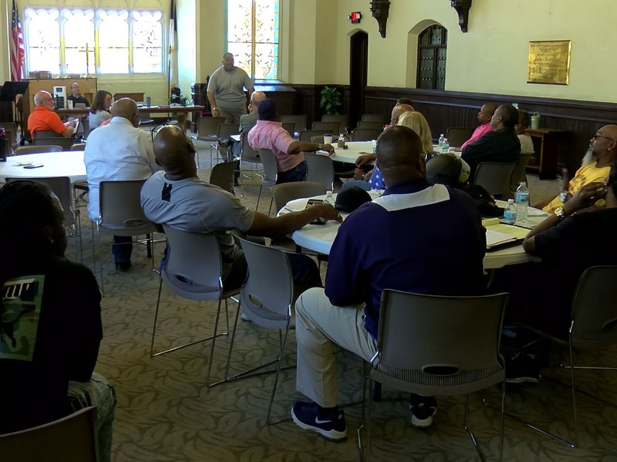Church leaders discuss safety, security experts give advice