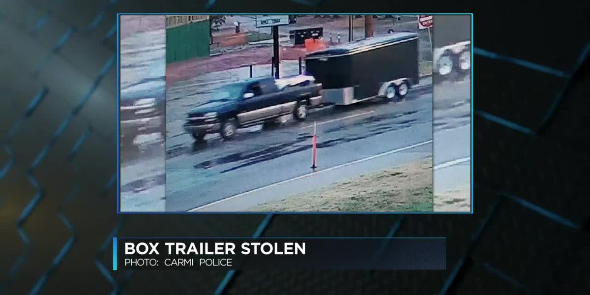 Neighborhood Watch: Carmi Police asks for help in theft investigation