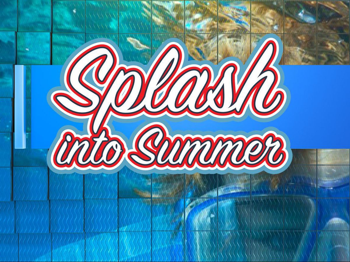 'Splash into Summer' planned for May 28