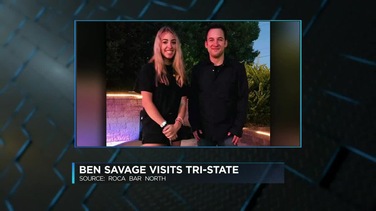 'Boy Meets World' star visits Tri-State