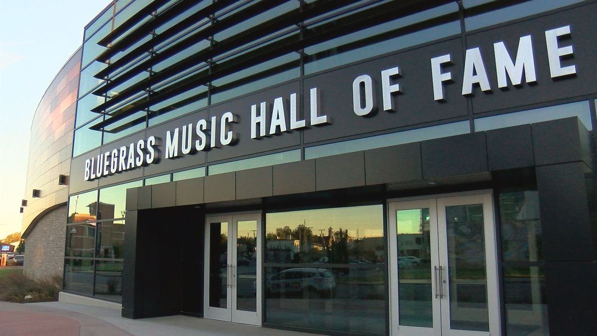 Bluegrass Museum holds concert on last day of grand opening