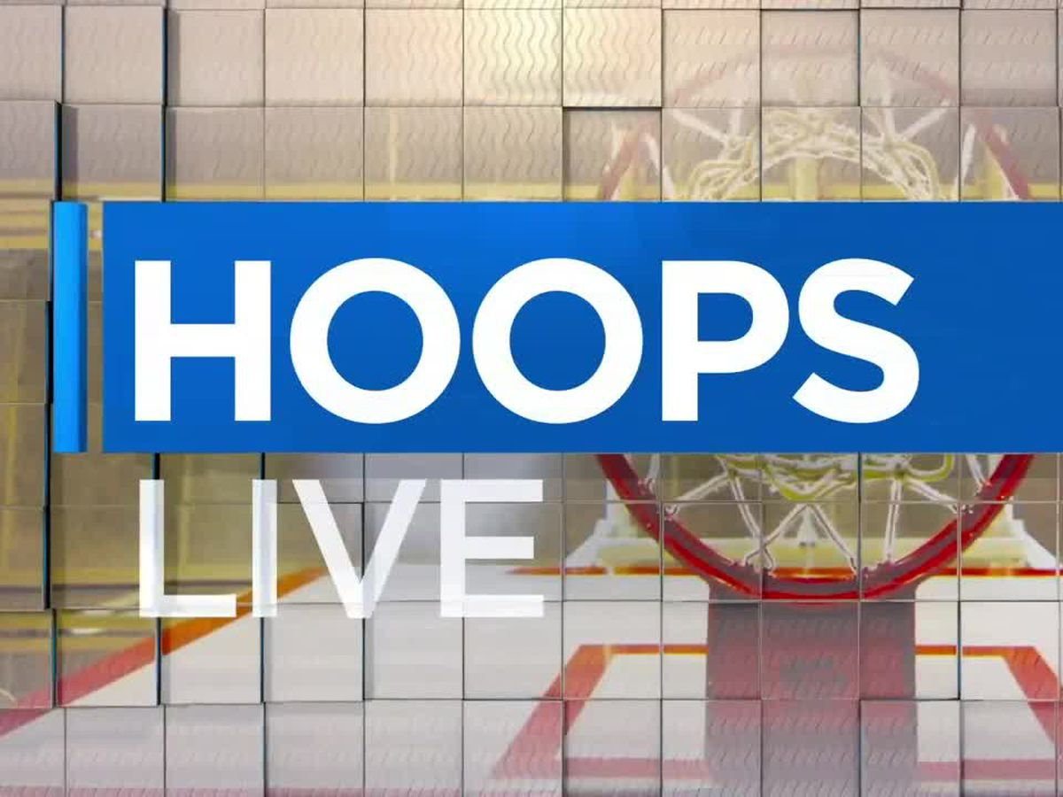 Hoops Live scoreboard; watch HL at 10:35 for highlights