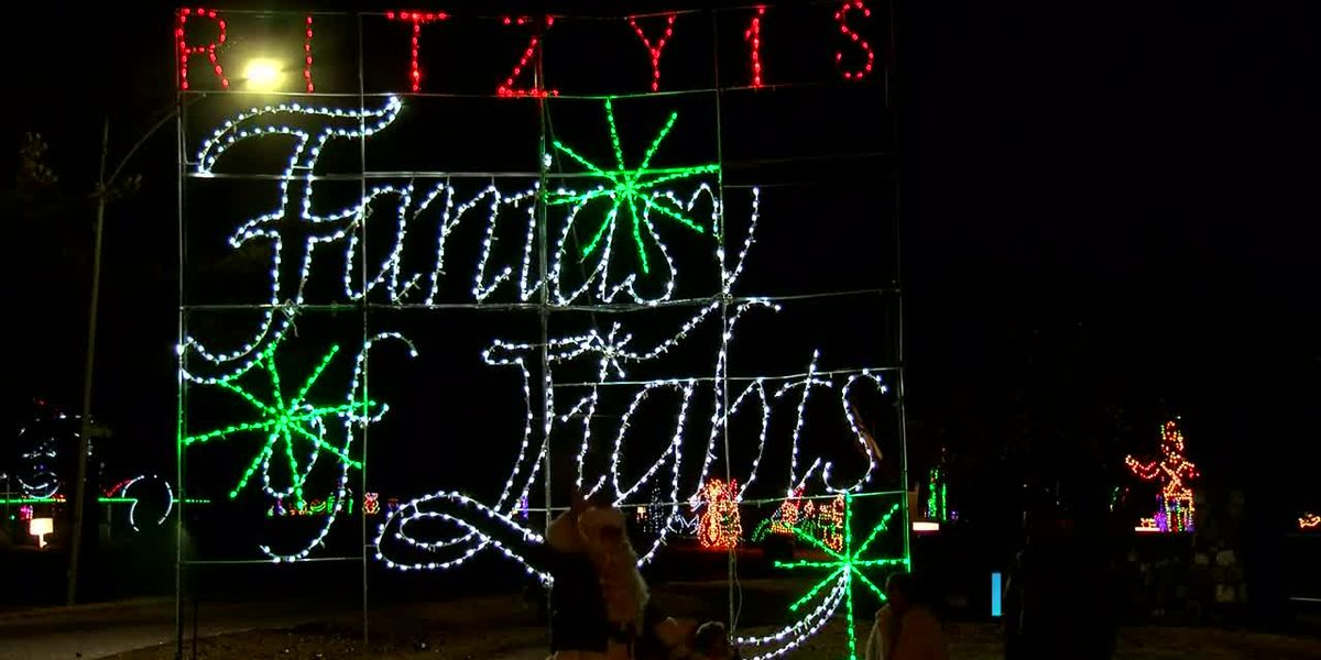 Fantasy of Lights starts Thanksgiving night