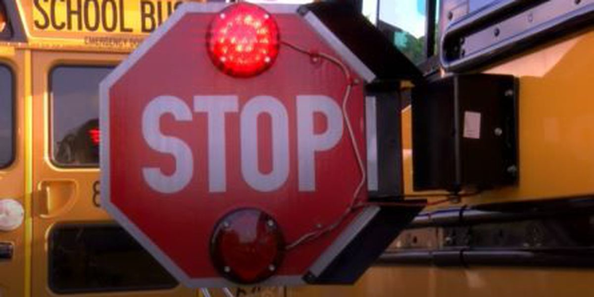 Dubois Co. Sheriff's Office conducting school bus safety patrols
