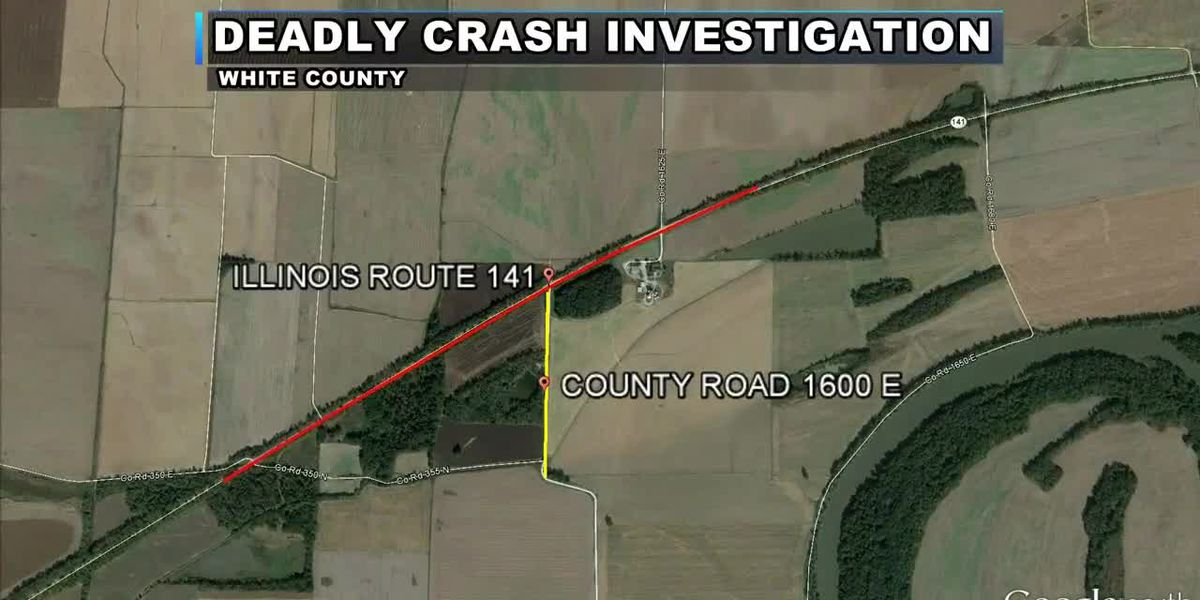 Shawneetown man killed in White Co. crash