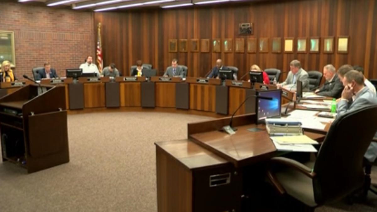 Evansville City Council addresses conflict of interest