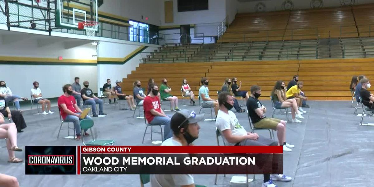 Wood Memorial HS holding in-person graduation ceremony this weekend