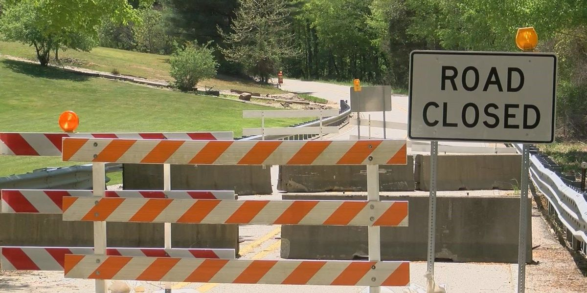 Bridge closure has residents frustrated