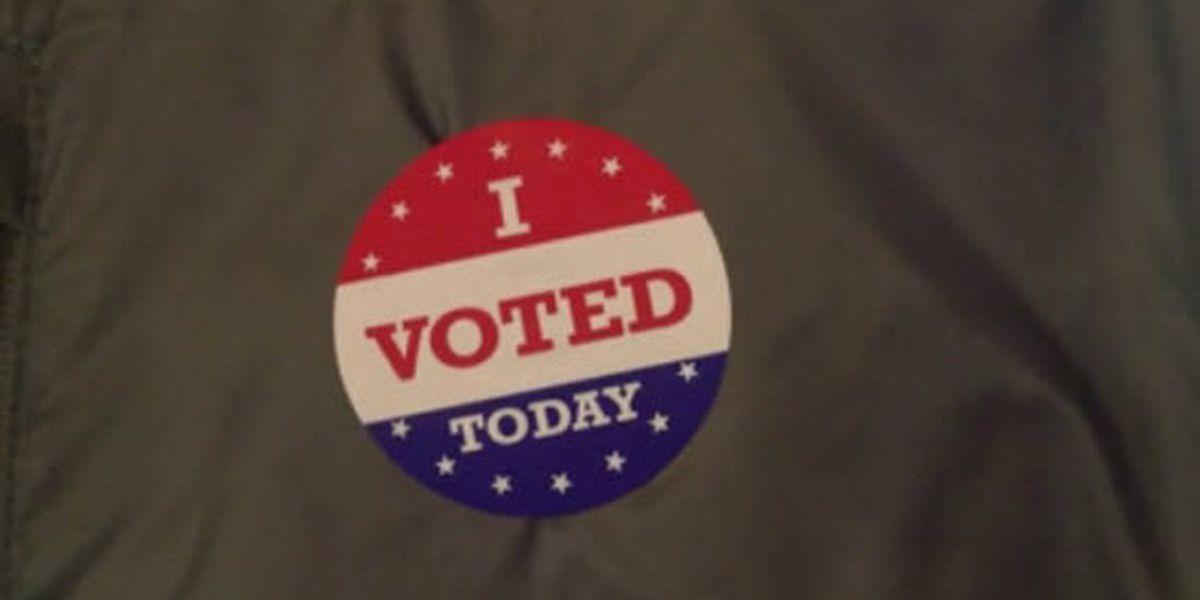 Early voting locations in Vanderburgh Co.