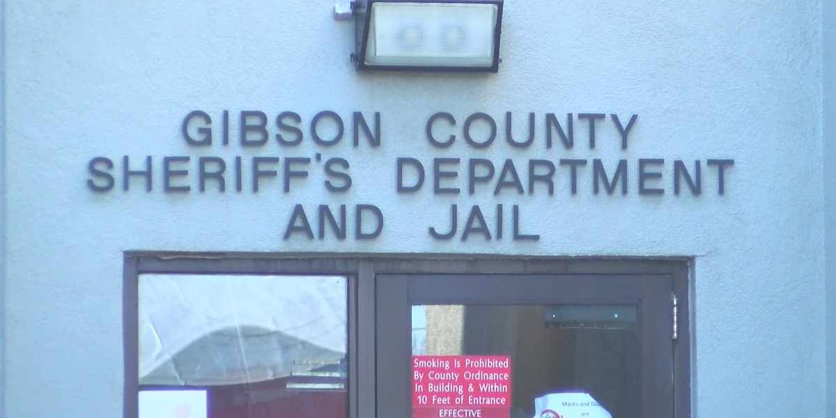 8 new COVID-19 cases at Gibson County Jail