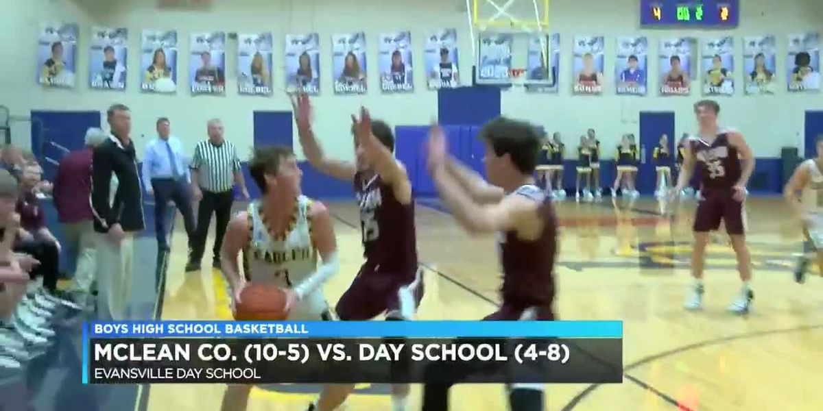McLean Co. vs Day School boys basketball highlights