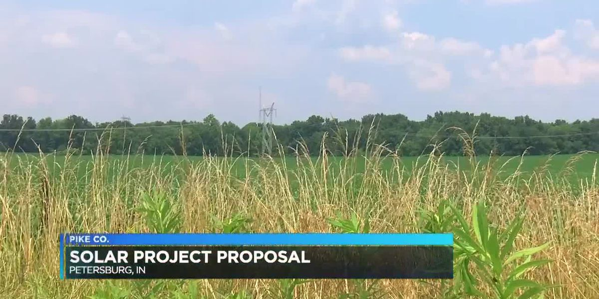 $128M solar project could come to Pike County