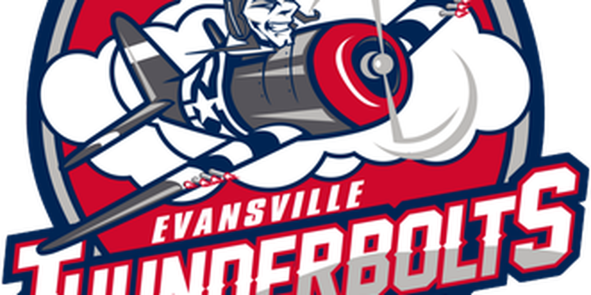 Thunderbolts vs Rivermen hockey highlights