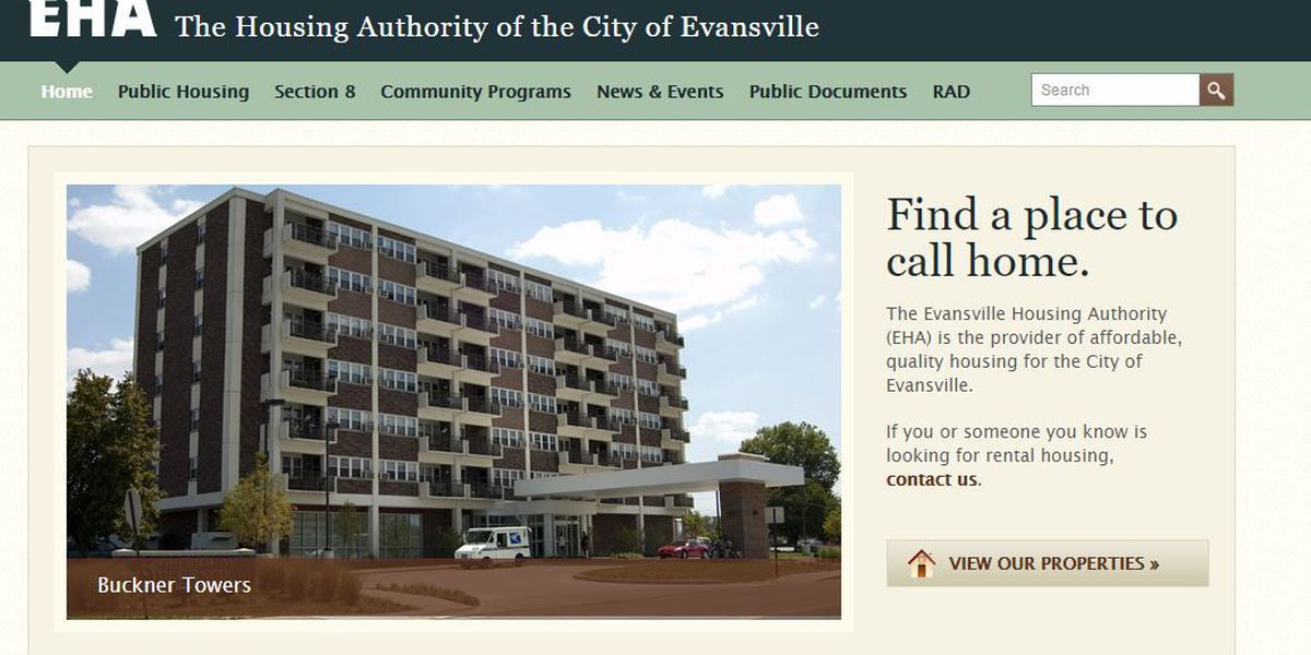 Evansville Housing Authority receives $250,000 safety and security grant