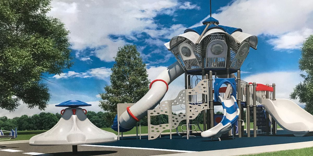 Improvements at Owensboro Airport include new playground