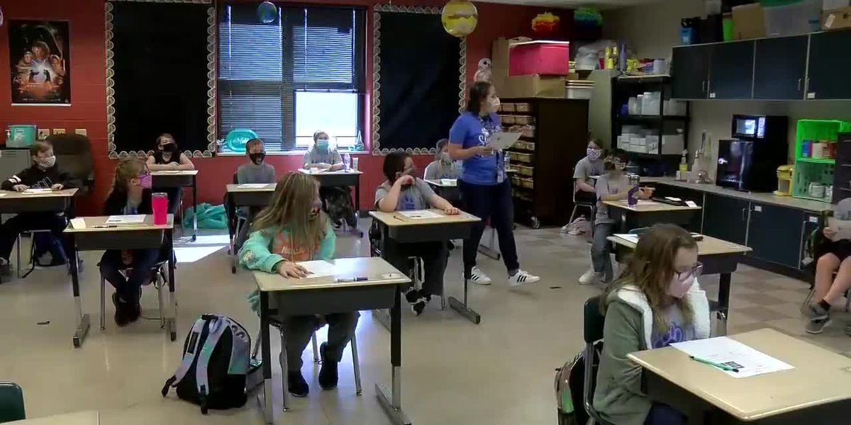 Hopkins Co. students return to in-person learning 4-days a week