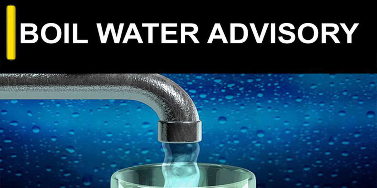 Boil water advisory lifted for residents in Elberfeld