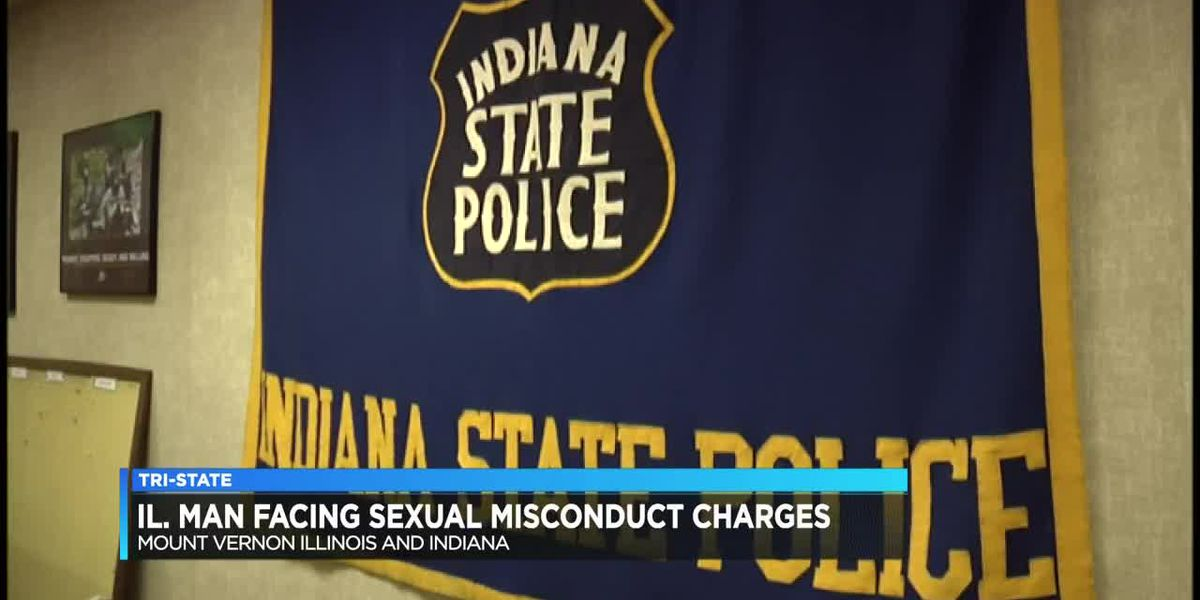 ISP: 55-yr-old arrested for Sexual Misconduct with underage girl