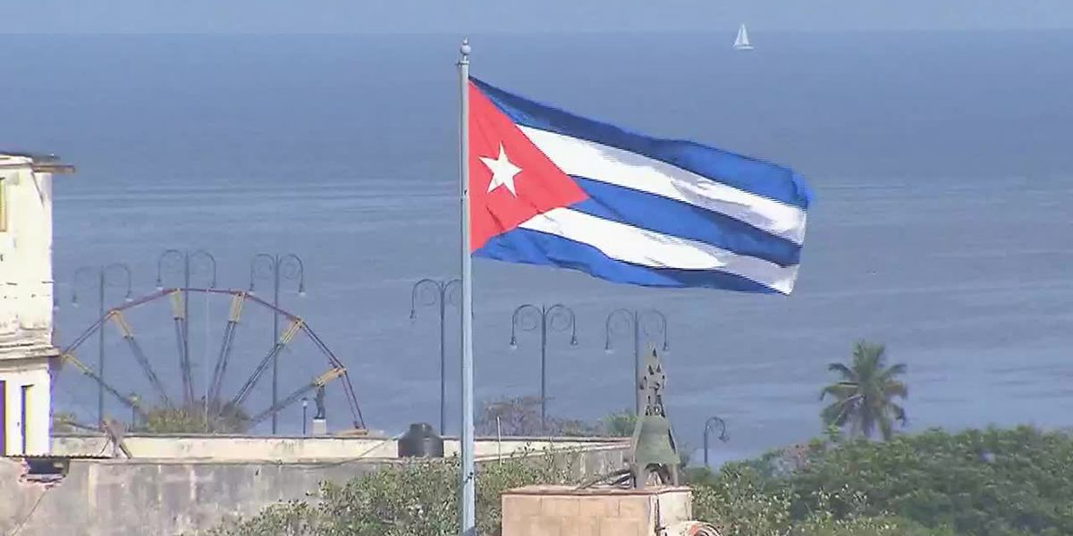 Trump administration suspends flights to 9 Cuba cities