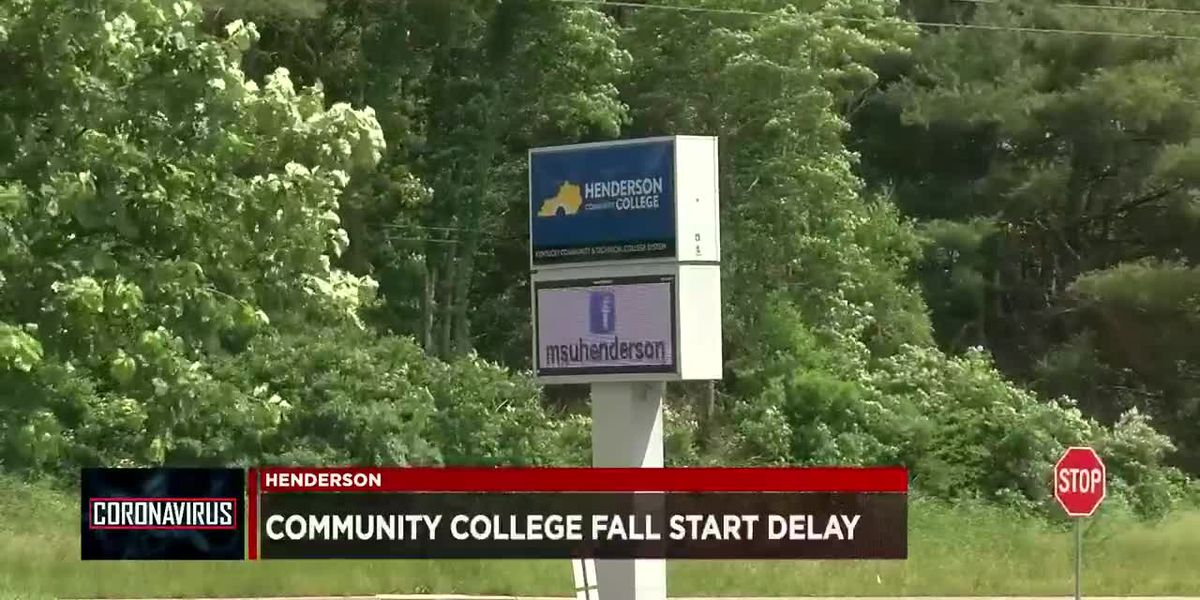Henderson Community College delaying semester due to positive COVID-19 cases