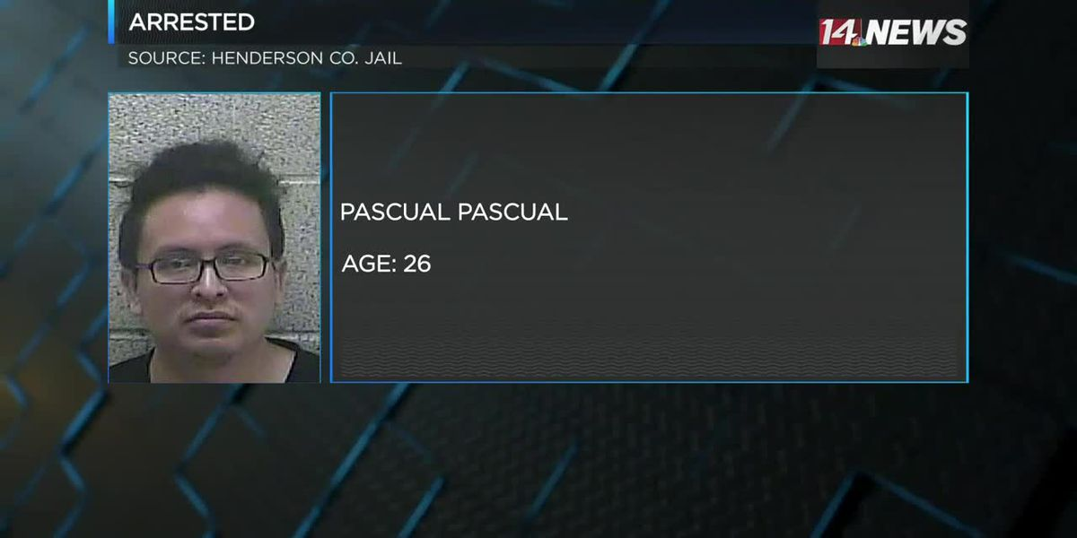 Henderson man accused of rape