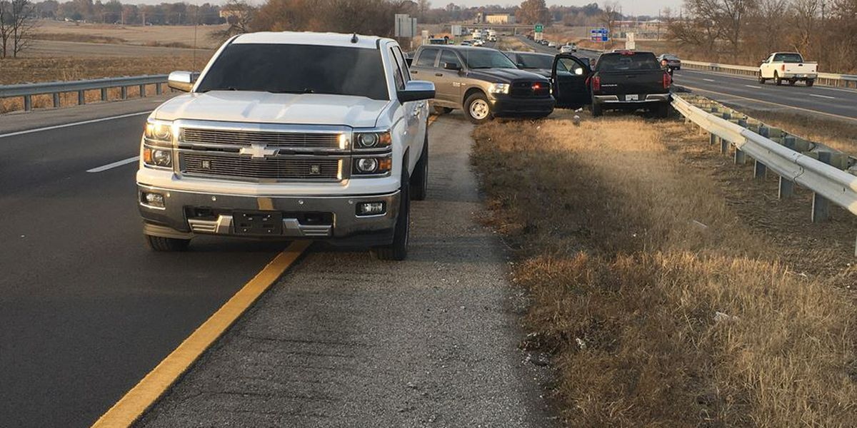 Police chase crossed from Evansville to Henderson