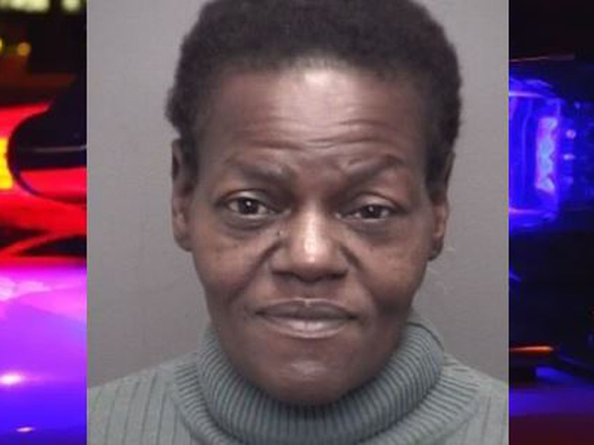 Affidavit: Woman kicks officer & takes legal documents from several houses in Evansville