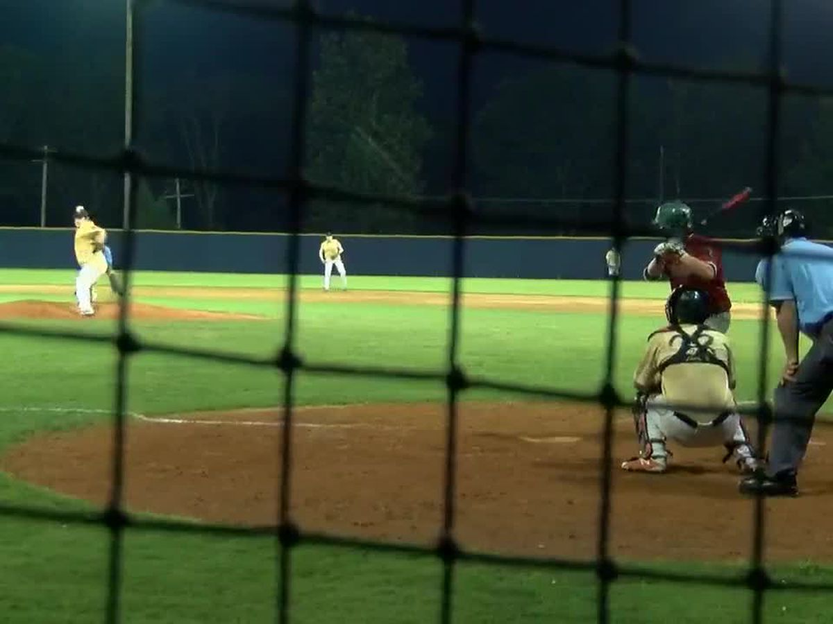 HIGHLIGHTS: Legion Baseball Regionals, Funkhouser vs. Washington