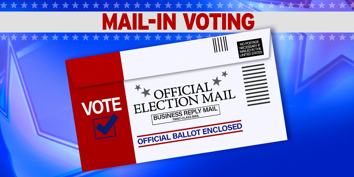 More than 1M people have applied for mail-in voting in Illinois