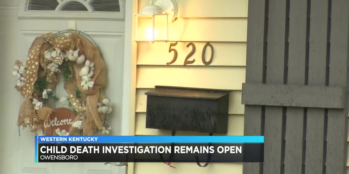 Baby's death in Owensboro still be investigated