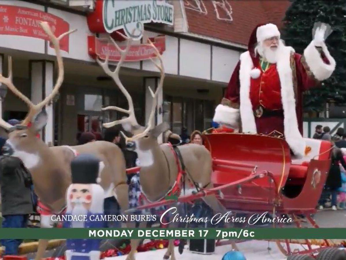 Santa Claus, IN will be on Hallmark