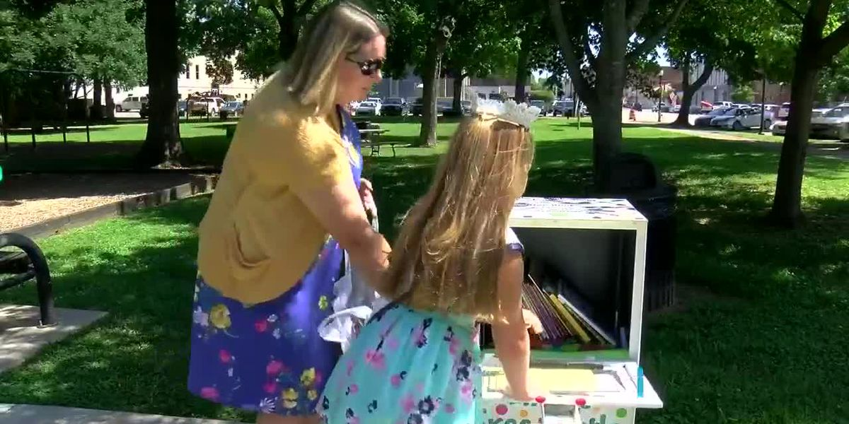 Young Henderson girl helps make books more accessible to kids