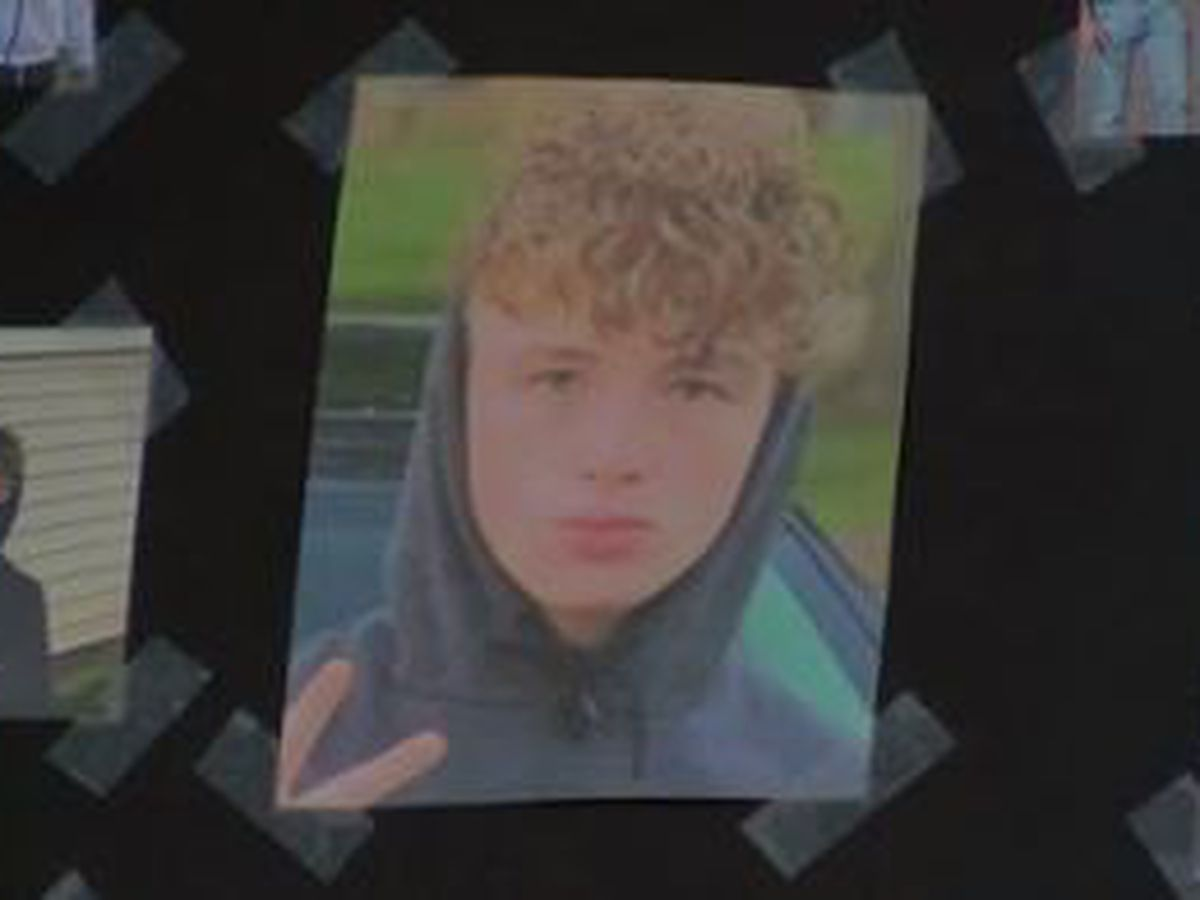 Vigil held for Evansville teen shooting victim