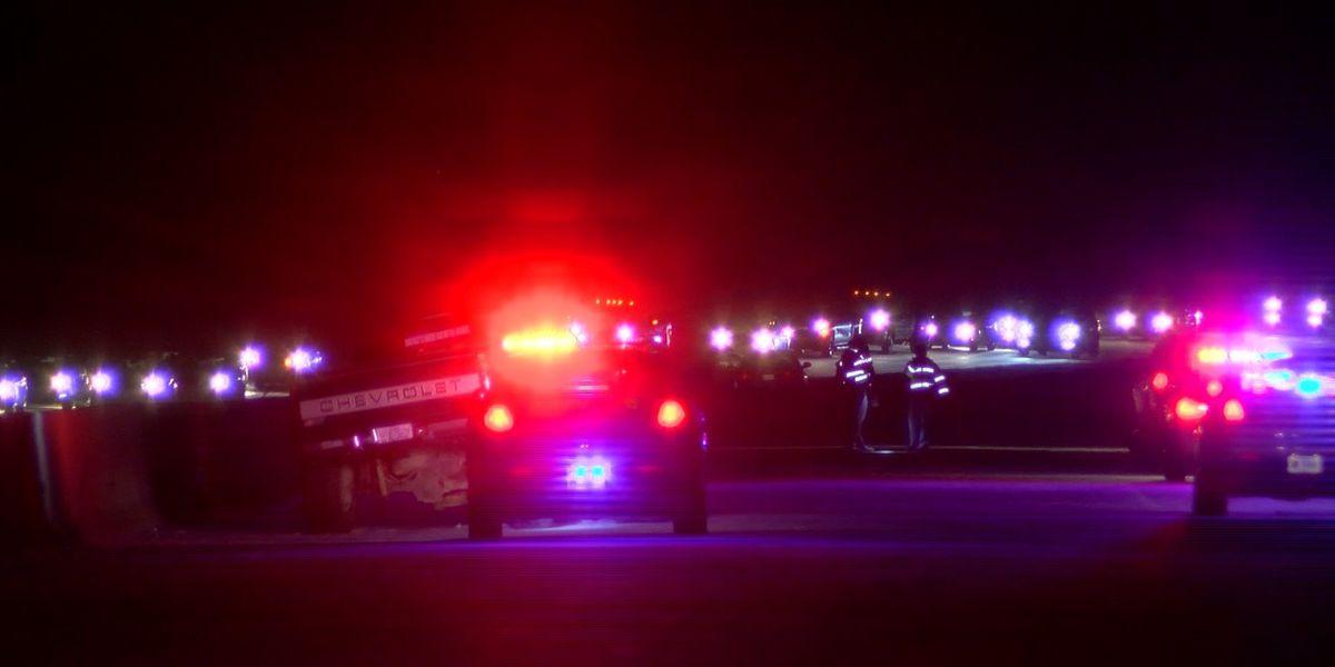 ISP: SB I-69 back open after four-vehicle crash
