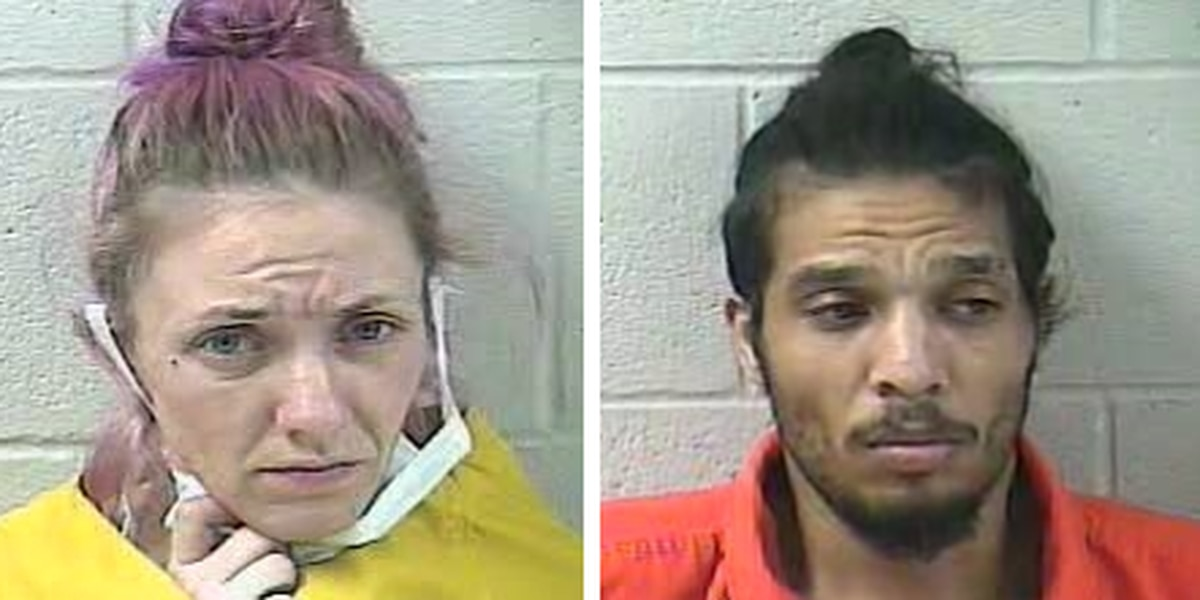 Sheriff's Office: Shoplifting turns into high-speed chase in Owensboro, 2 arrested