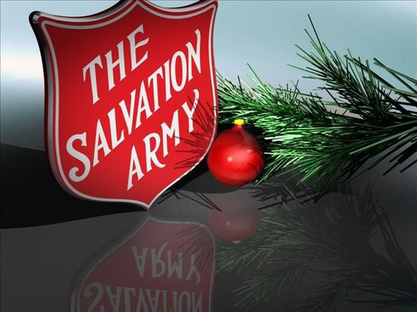 Sign up for Christmas help at The Salvation Army