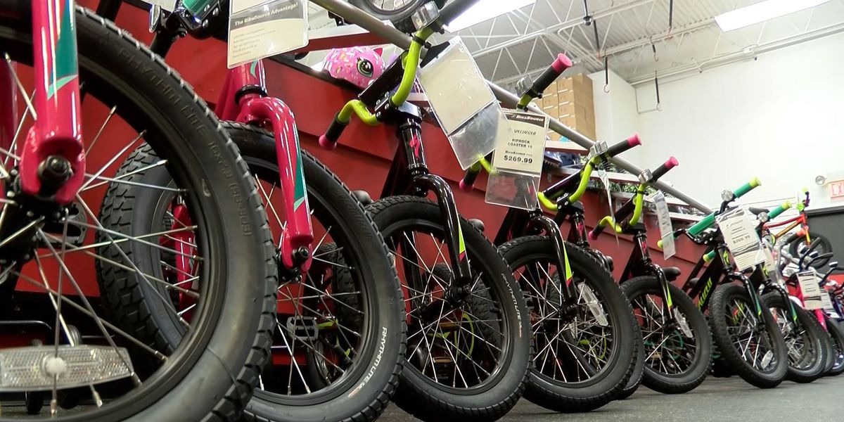 The Isaiah 1:17 Project is looking for kids in foster care who are in need of bikes