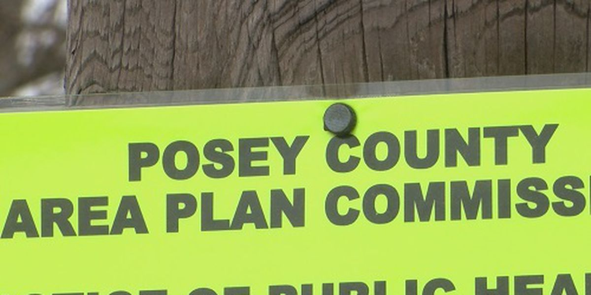Posey Co. residents concerned about proposed zoning change