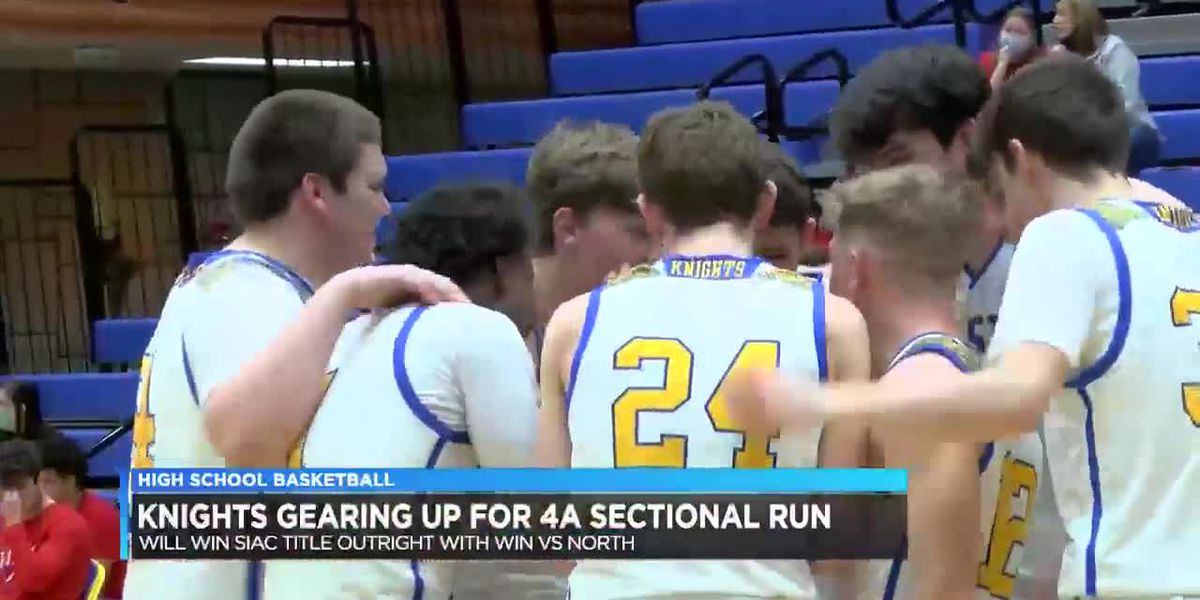 Knights ready for deep run in 4A Sectional bracket