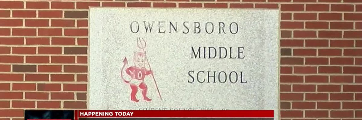 All Owensboro Middle School students moving to virtual learning