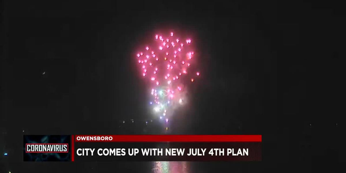 City of Owensboro announces 4th of July plans