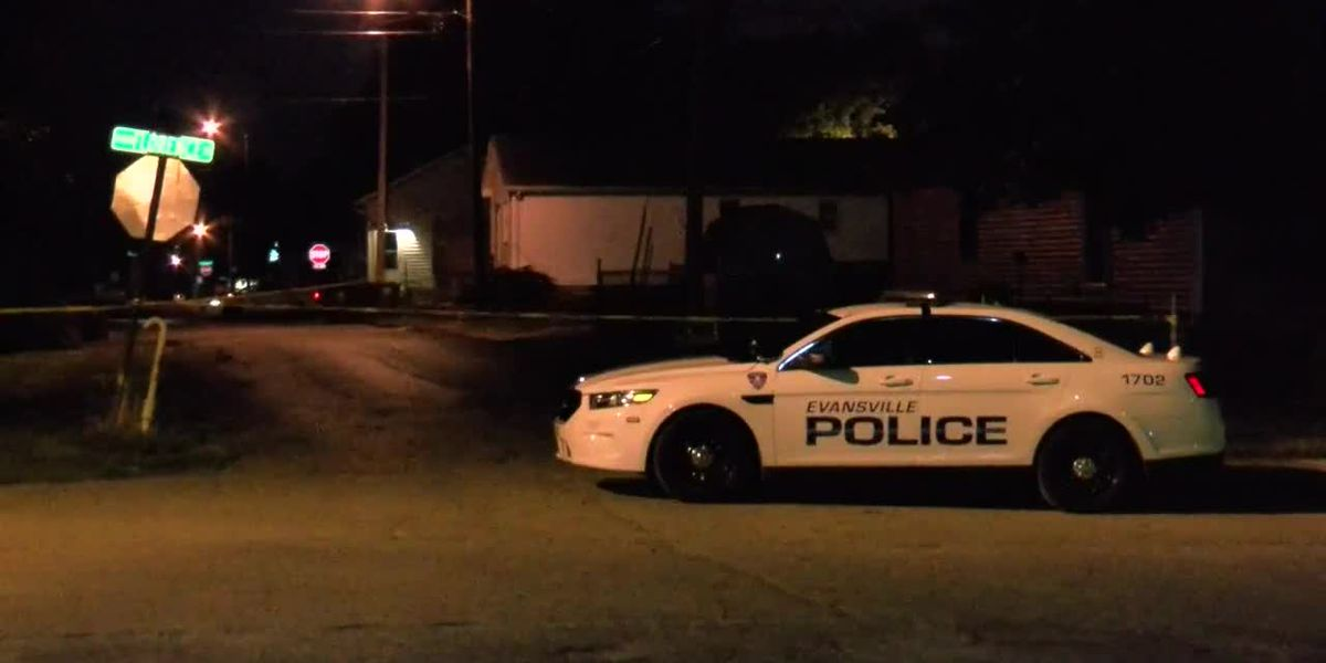 Teen hurt in Evansville shooting