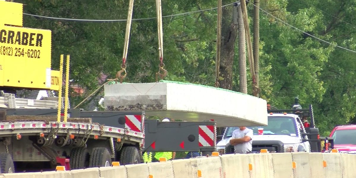 St. Joe widening project expected to be complete by end of Oct.