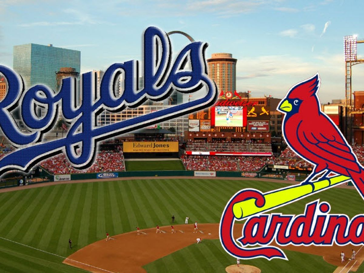 Keller, Royals top Cardinals 8-2 in Game 1 of doubleheader