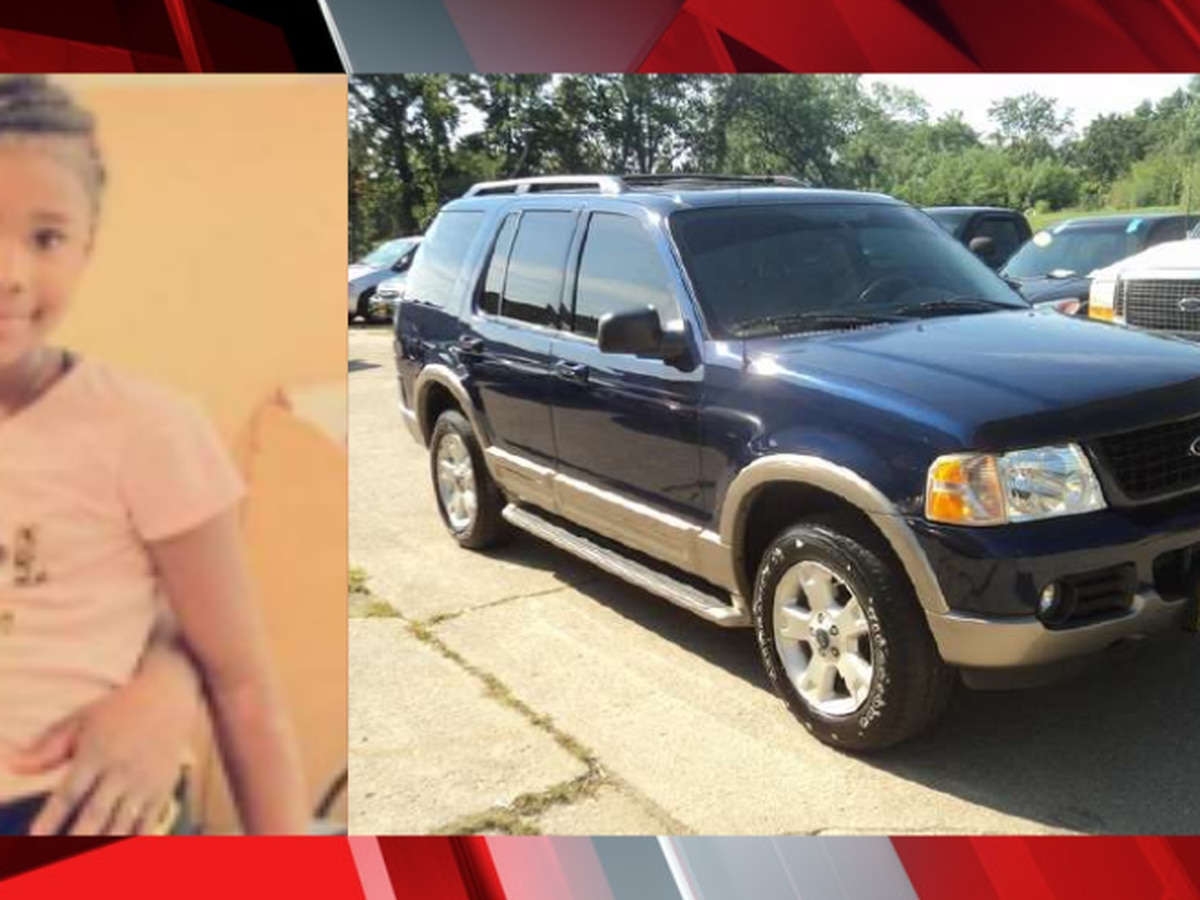 Ohio Amber Alert canceled after 9-year-old Columbus girl found safe
