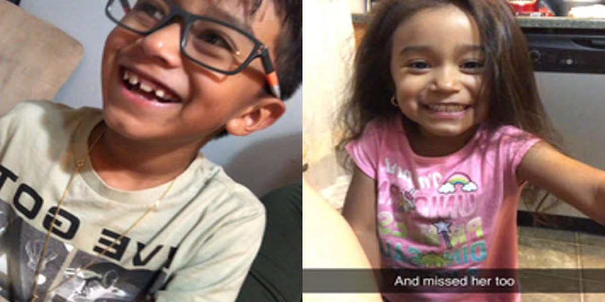 Amber Alert canceled for young IN boy, girl